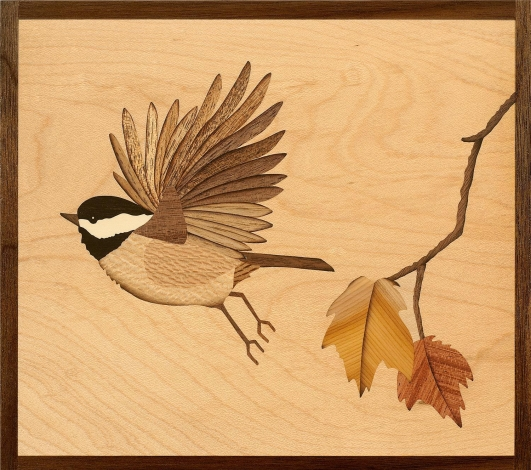 Craig Altobello Marquetry Fine Crafted Art In Wood